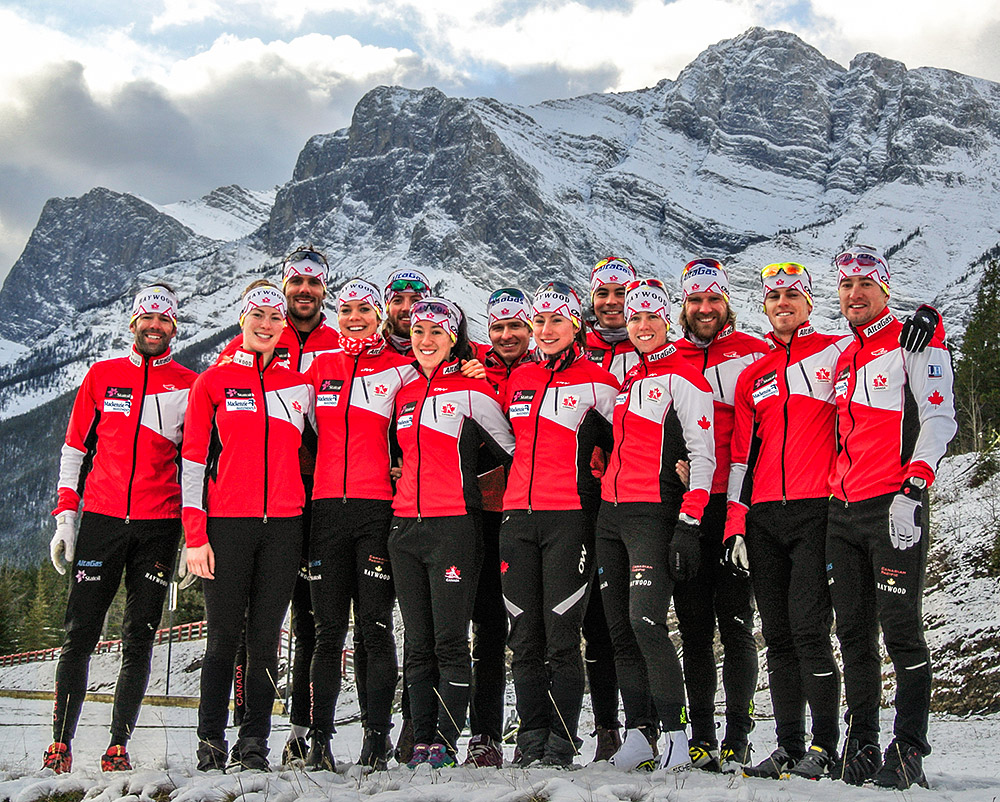 Canada-Cross-Country-Team